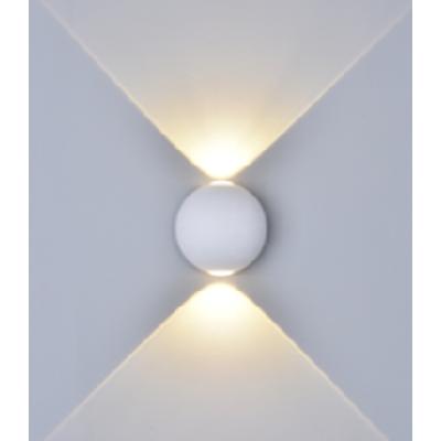 Настенный светильник  Белый 6Вт 4000 54 GW-A161/2-6-WH-NW