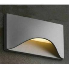 LED светильник настенный LWA0029A-BL-WW Черный 9Вт 3000