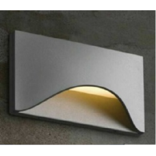 LED светильник настенный LWA0029A-WH-WW Белый 9Вт 3000