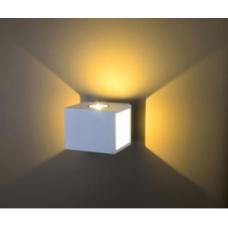 LED светильник настенный LWA0100A-BL-WW Черный 2*5Вт 3000