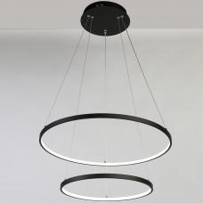 Подвесной светильник Favourite Giro 1764-10P черный,LEDx1*80W