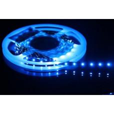 Лента светодиодная стандарт (IP20) SMD2835 - 60led/4,8Вт на метр 12В синяя SWG