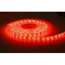 Лента светодиодная стандарт (IP20) SMD3528 - 120led/9,6Вт на метр 12В красная SWG