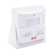 Звуковой детектор на вход 4.5V Белый (Horoz)