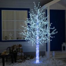 """Дерево светодиодное улич. 2,5 м. """"Акриловое"""" 1728Led, 103W, 220V Белый"""