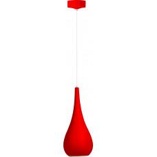 Светильник светодиодный подвесной HL874L - 15Вт 6400К Красный