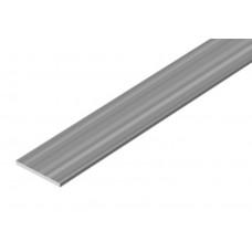 Алюминиевая полоса-радиатор для светодиодной ленты, ширина 20мм, толщина 2мм