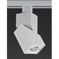 Трековый  LED светильник  квадратный  белый 10Вт 3000К LDT-SQWT-10W-WW (LD-3023)