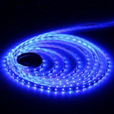 Лента светодиодная (IP20) SMD2835 - 60led/4,8Вт на метр 12В синяя LS