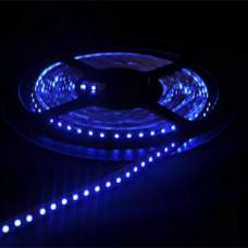 Лента светодиодная (IP20) SMD2835 - 120led/9,6Вт на метр 12В синяя LS