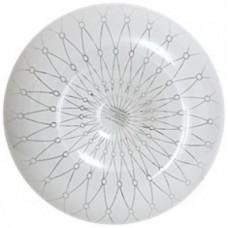 Светильник светодиодный накладной СЛЛ 003 Фея 24Вт 1680Лм, 6000К D325x90мм LEEK