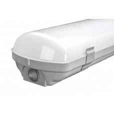 Светильник светодиодный влагозащищенный FI135-40-0,3A 38W 3000К матовый