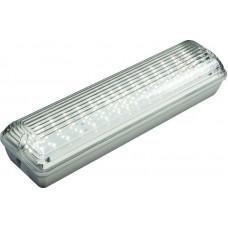 Светильник светодиодный влагозащищенный  FI 105 10W 5000К прозрачный