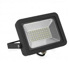 Прожектор светодиодный LPR-20-6500К SMD Slim - 20Вт Черный ЭРА