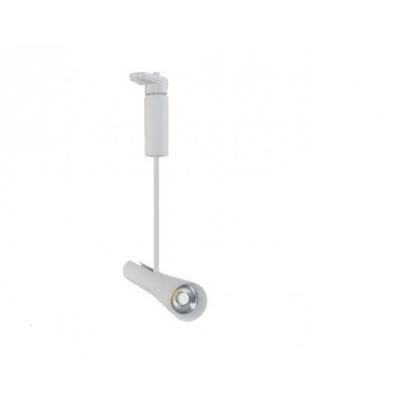 Трековый  светодиодный светильник  10 Вт 4200К 900Lm белый