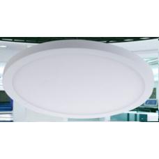 Светильник потолочный светодиодный, серия DL-KH, Белый, 22Вт, IP33, Нейтральный белый (4000К)