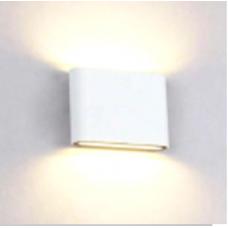 Настенный светильник   Белый 12Вт 3000 54 GW-6080L-12-WH-WW