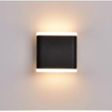 Настенный светильник   Черный 12Вт 4000 54 GW-6080L-12-BL-NW