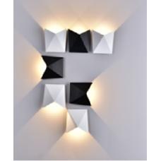 Бра декоративное  Черный 7Вт 3000 54 GW-A816-7-BL-WW