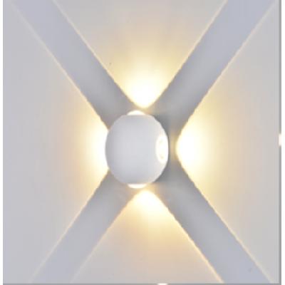 Настенный светильник  Белый 4Вт 3000 54 GW-A161/4-4-WH-WW