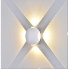 Настенный светильник  Белый 4Вт 4000 54 GW-A161/4-4-WH-NW
