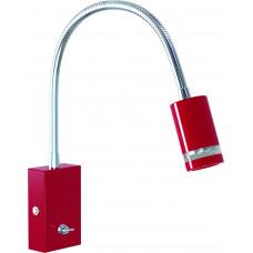 Светильник светодиодный для подсветки зеркал  HL008L - 3Вт  4000К,Красный, Horoz El.