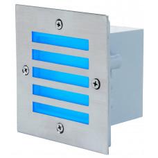 Светильник светодиодный лестничный  HL943L 1.6Вт Голубой