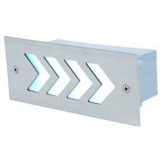 Светильник светодиодный лестничный  HL948L 1.6Вт Белый