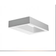 Бра декоративное frame Черный 10Вт 3000 20 GW-8110-10-BL-WW