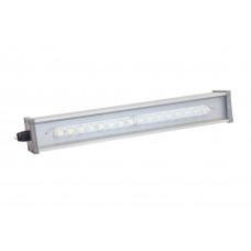 Линейный светодиодный светильник линзованный LINE-P-055-55-50- 55вт,6099лм,5000К.520х65х65 мм.