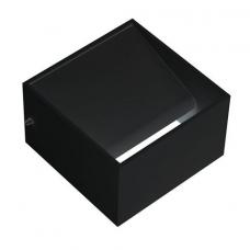 Светильник настенный Truva 8W 4200К черный