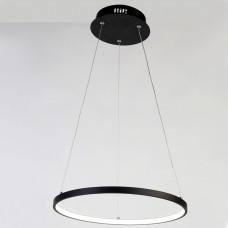 Подвесной светильник Favourite Giro 1764-4P черный, LEDx1*32W