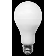 Светодиодная лампа ГРУША A65-13W-230-3000K-E27-1150лм тепло-белая SWEKO