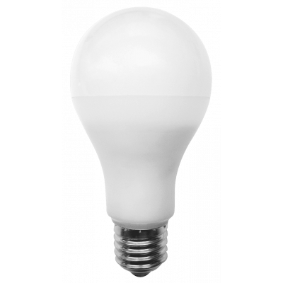 Светодиодная лампа ГРУША A120-33W-230-6500K-E27 3300лм холодно-белая SWEKO
