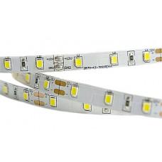 Лента светодиодная стандарт (IP65) SMD 2835, 60 LED/м, 4,8 Вт/м, 12В , Цвет: Холодный белый