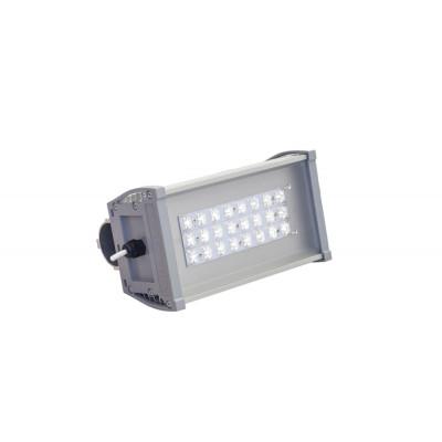 Уличный светодиодный светильник линзованный OPTIMA-S-055-38-50-39вт,3970лм,5000к