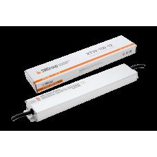 Блок питания ультратонкий IP67 XTW в металлическом корпусе, 150 W 12 V SWG
