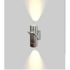 Бра двухстороннее SPRUT Черный 6Вт 3000 54 GW-A213-6-BL-WW