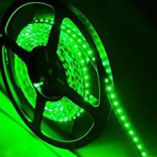 Лента светодиодная (IP20) SMD3528 - 120led/9,6Вт на метр 12В зеленая ULS