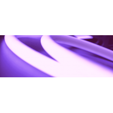 Термолента светодиодная SMD 2835, 180 LED/м, 14 Вт/м, 24В , IP68, Цвет: RGB