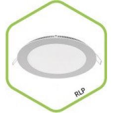 Светильник встраиваемый КРУГ RLP-eco 3Вт, 240Лм, 4000К, D90мм (врез D80мм) LLT