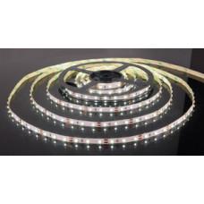 Лента светодиодная (IP33) SMD5060 - 60led/14.4Вт на метр 12В 6500К холодно-белая (двусл) LS