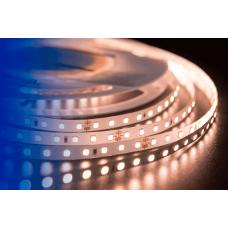 Лента светодиодная LUX CRI 93 SMD 2835 98 led/10w на метр 24V IP33 1000lm дневная белая 4200К 5000×8