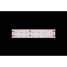 Лента светодиодная LUX CRI 93 SMD 2835 196 led/18w на метр 24V IP33 1800lm тепло-белая 3000К 5000×15
